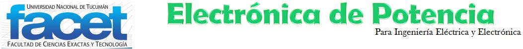 Electrónica de Potencia logo