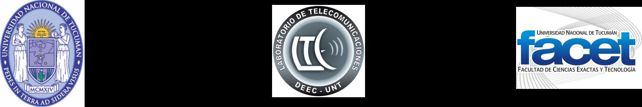 Laboratorio de Telecomunicaciones Logo