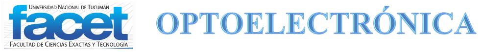 Optoelectrónica logo